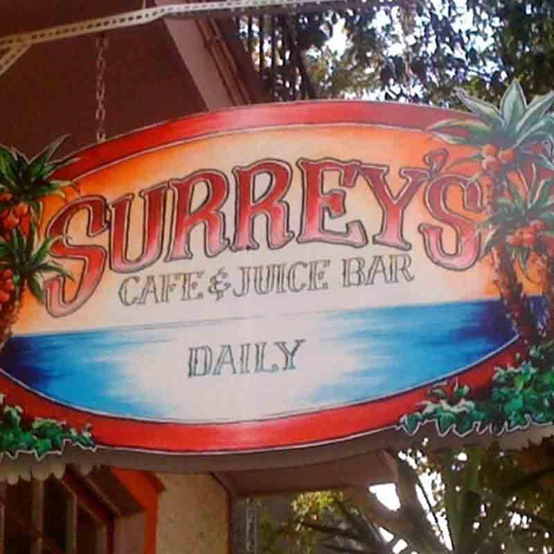 Surrey's Juice Bar